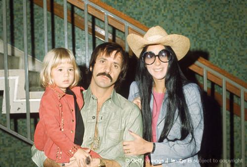 The Bono Family
