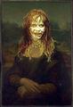The Exorcist Mona Lisa