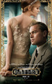 The Great Gatsby (2013)  Poster - carey-mulligan photo