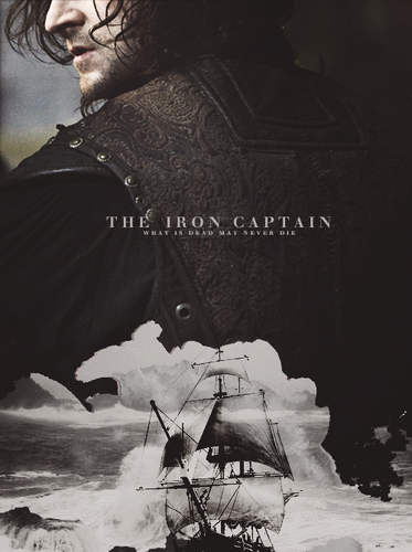The Iron Captain | Richard Armitage as Victarion Greyjoy