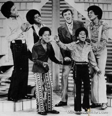The Jackson 5 And Jim Nabors