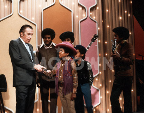 "The Jackson 5 On ""The Ed Sullivan Show"" Back In 1969"