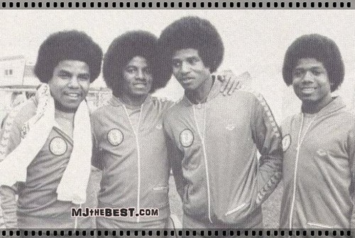 "The Jacksons On ""Battle Of The Network Stars"" In The Mid-70's"