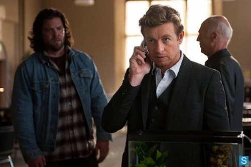 The Menatlist - Episode 5.22 - Red John's Rules (Season Finale) - Promotional foto's