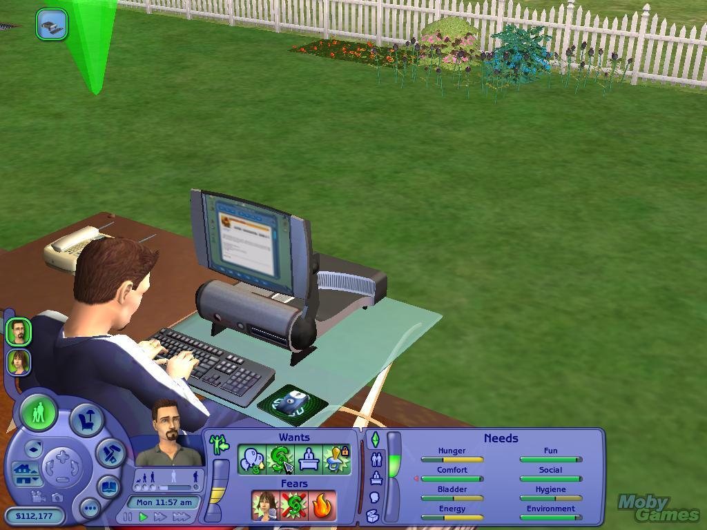 The Sims 2 screenshot - The Sims 2 Photo (34330113) - Fanpop