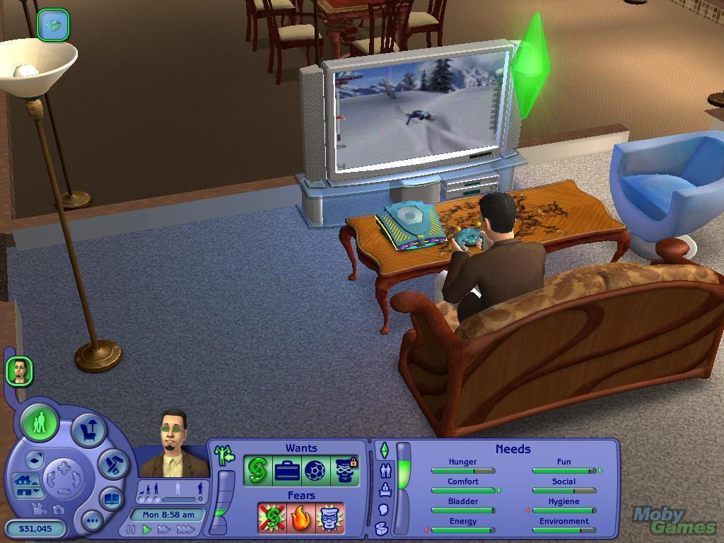 Does online dating come with the sims 3 seasons