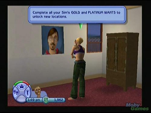 The Sims 2 screenshot