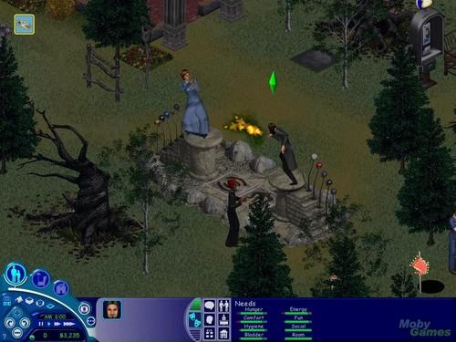 The Sims: Makin Magic screenshot