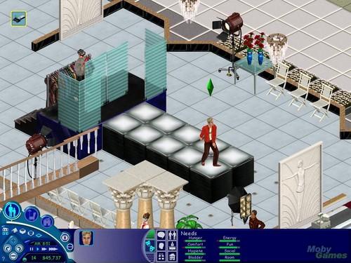 The Sims: Superstar screenshot