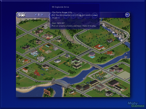 The Sims: Unleashed screenshot