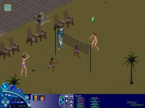 The Sims: Vacation screenshot