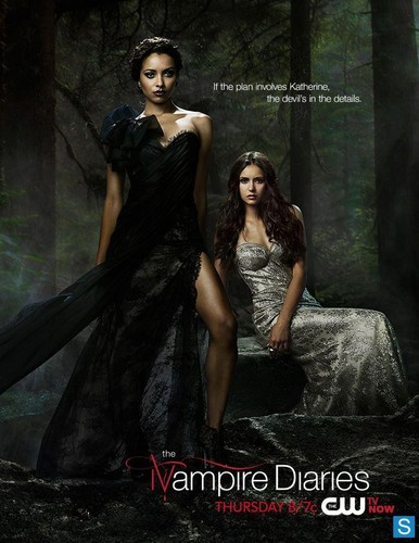 The Vampire Diaries - May 2013 Sweeps Poster