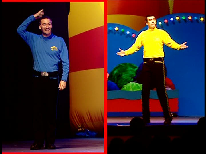 Wiggles Videos The Wiggles Live Hot P...