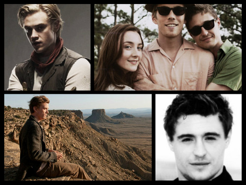 The cast of the host