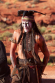 The lone ranger - johnny-depp photo
