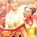 Tiana and Naveen - disney-princess icon