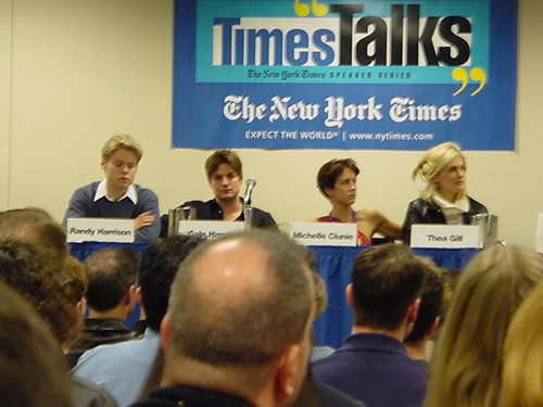 Times Talk conference