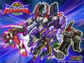 变形金刚 Micron Legend Decepticon 壁纸