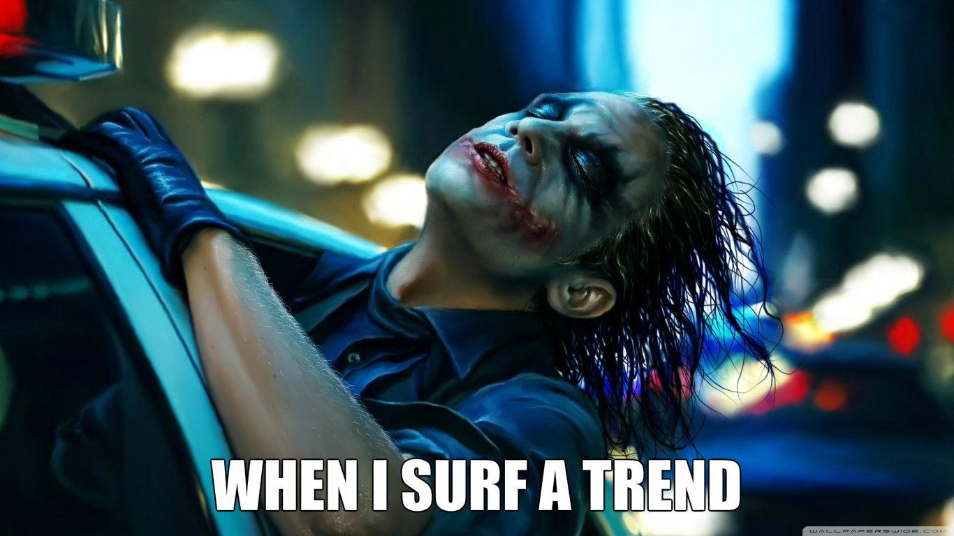 Trend follow