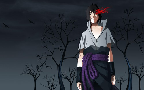 uchiha sasuke hd and background 34394723 possibly with a titled uchiha sasuke voltagebd Image collections