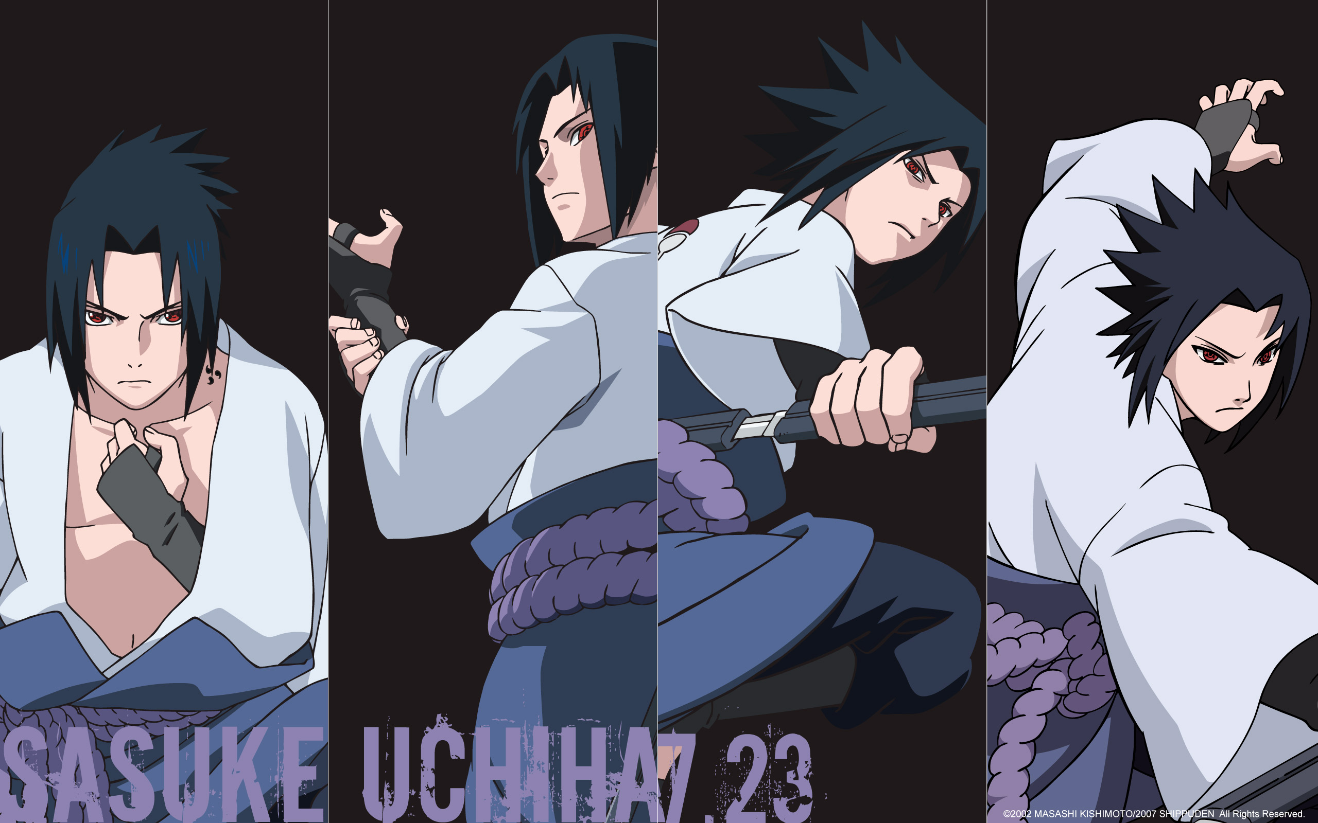 naruto and sasuke wallpaper engine