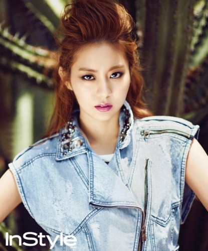 Uee InStyle~