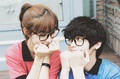 Ulzzang Couple~♥  - ulzzang-world photo