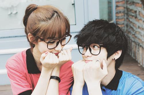 Ulzzang Couple~♥