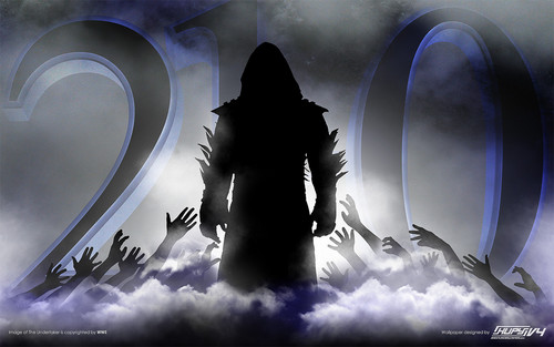 WWE wallpaper with a bell called Undertaker 21 - 0