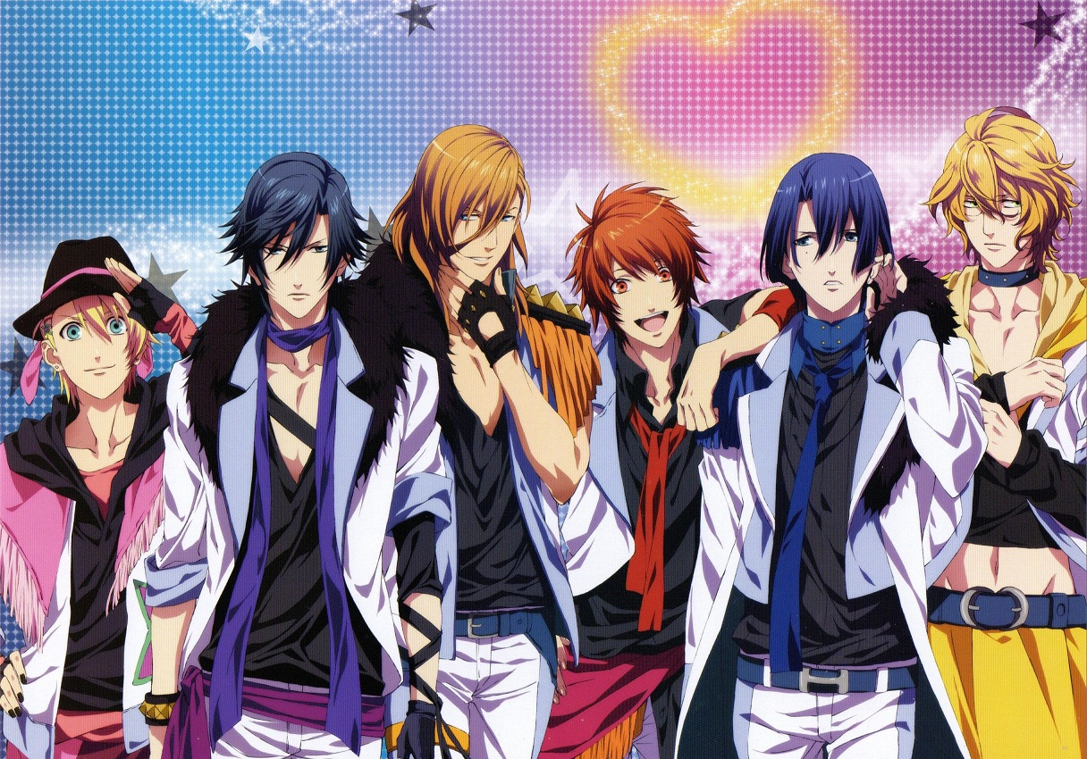 1 2 Prince Anime Characters : Utapri uta no prince sama photo  fanpop