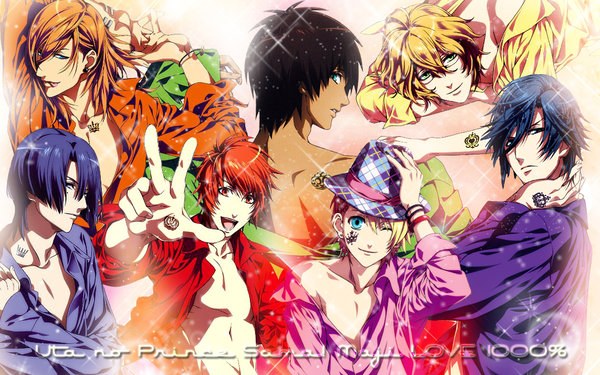 Anime Characters 2000 : Utapri uta no prince sama photo  fanpop
