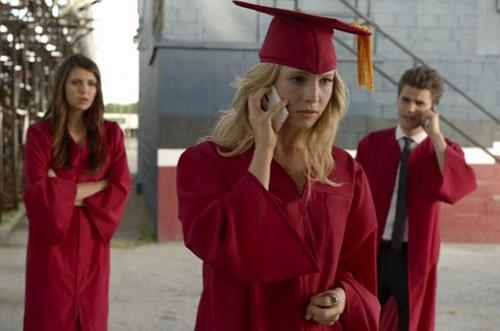 Vampire Diaries - Graduation