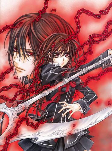 Vampire Knight~♥♥