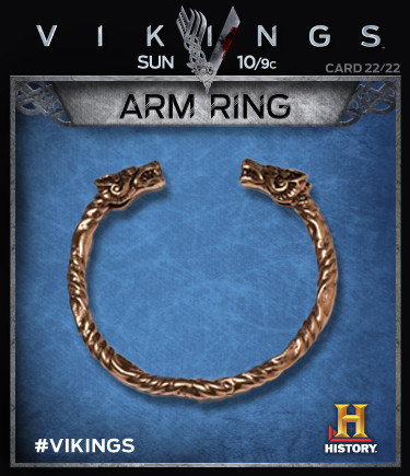 Vikings Collectable Cards 22
