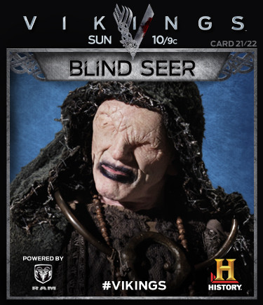 Vikings Collectable Cards21