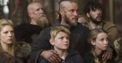 Vikings// Episode 8: Sacrifice