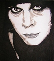 Ville Valo - drawing fan art