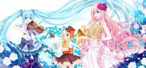 Kawaii Anime images Vocaloid Wallpaper HD wallpaper and background photos
