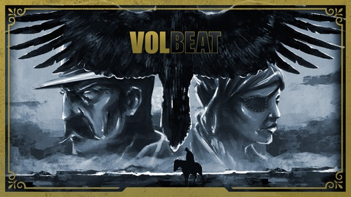 DarkCruz360 wallpaper containing anime titled Volbeat