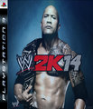 WWE 14 COVER - wwe photo