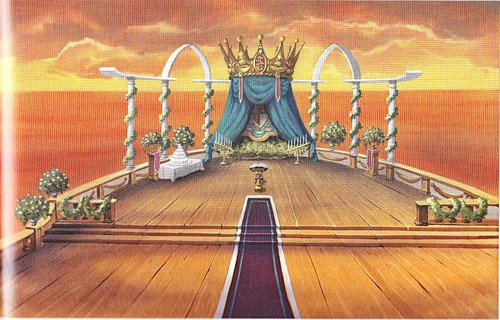 Walt Disney Backgrounds - The Little Mermaid
