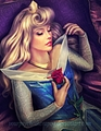 Walt Disney Fan Art - Princess Aurora - walt-disney-characters fan art