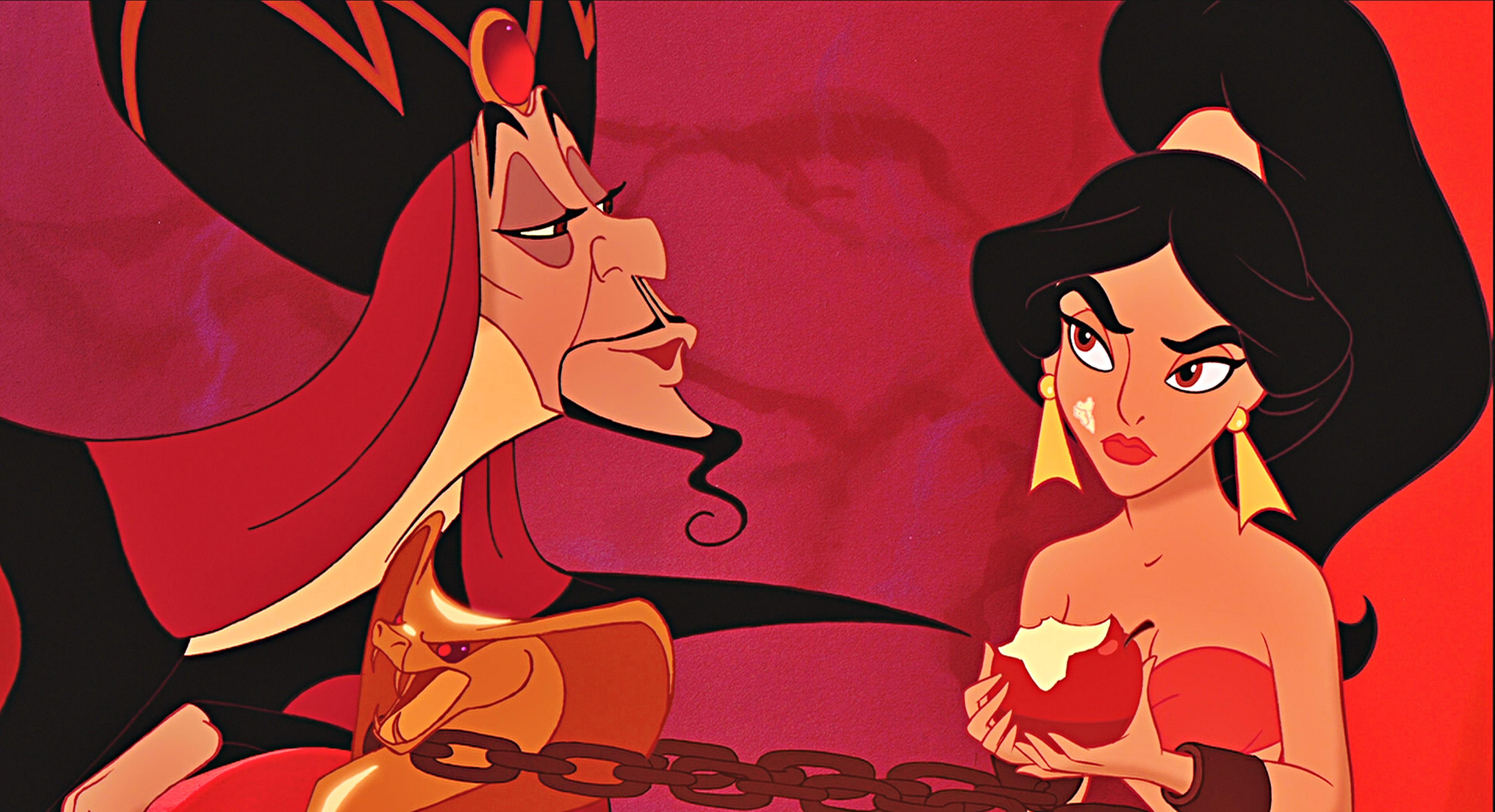 Aladdin hentai quiz