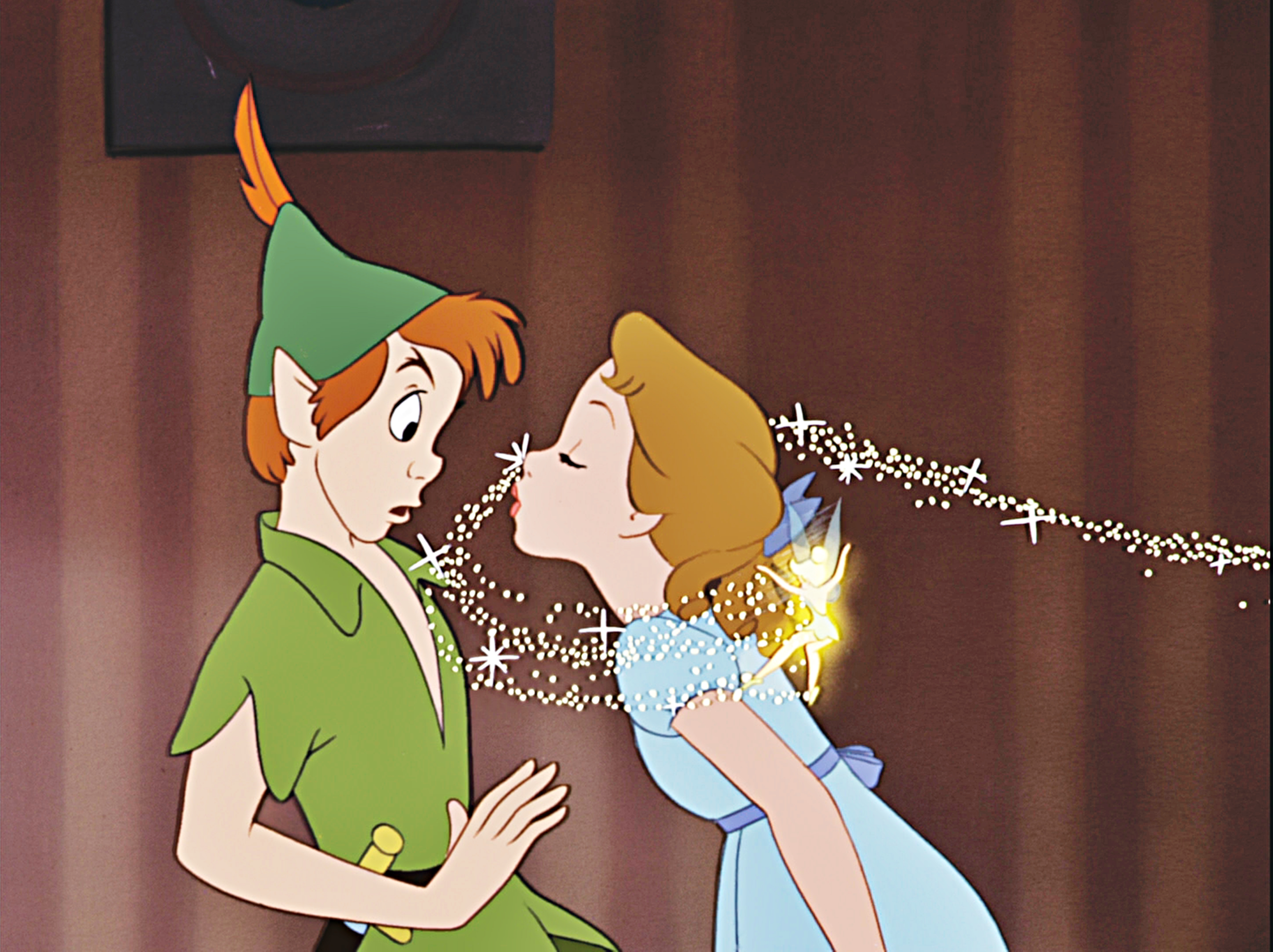 peter pan and wendy relationship