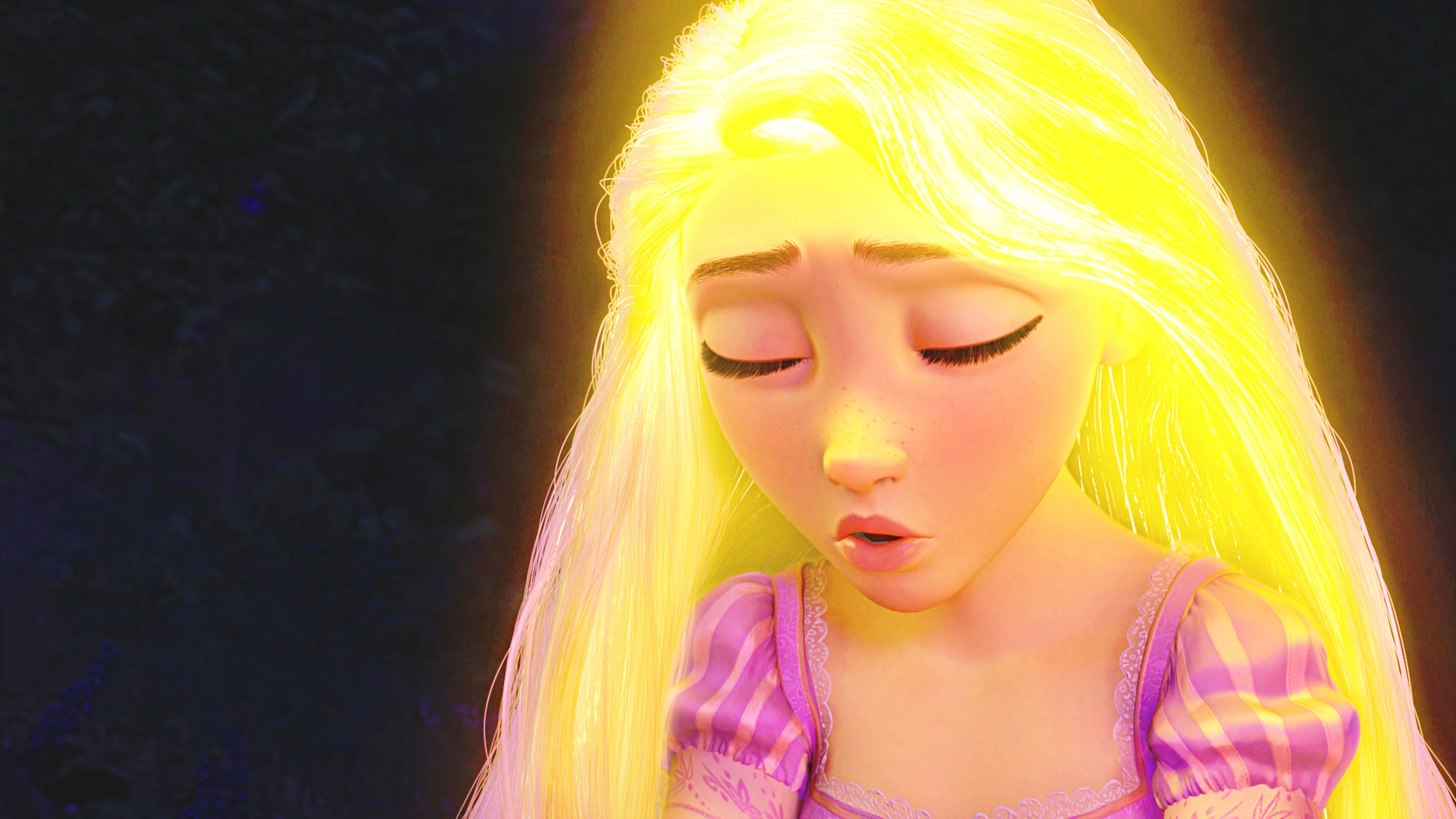 Walt Disney Characters Images   Icons, Wallpapers and ... Disney Rapunzel Screencaps