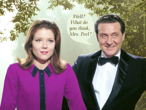 What do you think, Mrs. Peel?
