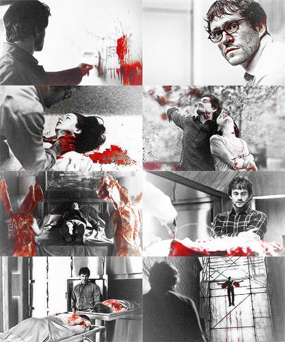 Will Graham + blood