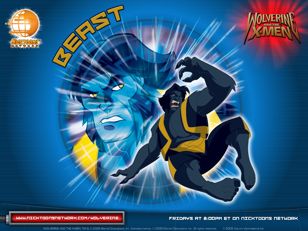 Download Wallpaper Marvel Beast - Wolverine-And-The-X-Men-x-men-beast-34360753-1024-768  HD_463459.jpg