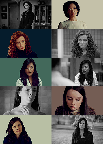 Women of Hannibal