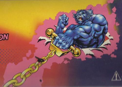 X-Men Deluxe Edition Beast